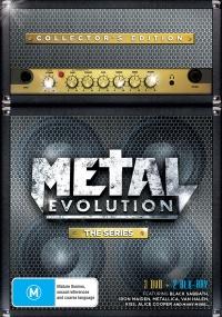 Metal Evolution poster