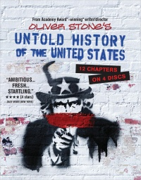 The Untold History of the United States poster