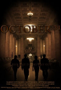 October 31 poster