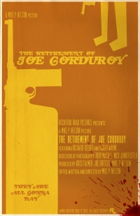 The Retirement of Joe Corduroy poster