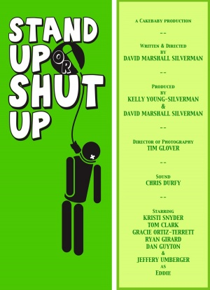 Stand Up or Shut Up 1575x2175