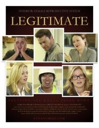 Legitimate poster