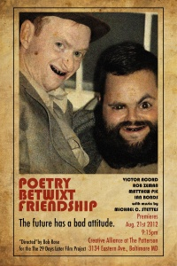 Poetry Betwixt Friendship poster