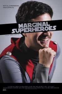 Marginal Superheroes poster