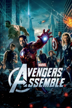 The Avengers 1878x2817