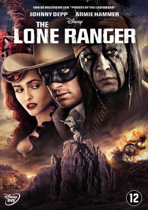 The Lone Ranger 1000x1417