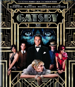 The Great Gatsby 743x865