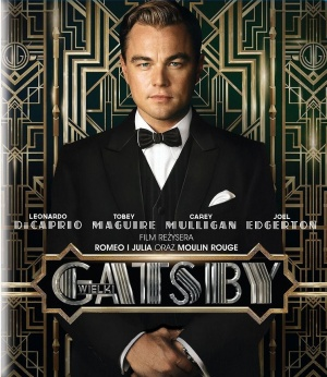 The Great Gatsby 745x859