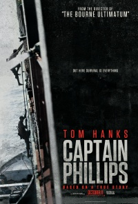 Capitán Phillips poster