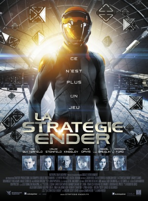 Ender's Game 2834x3850