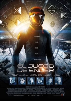 Ender's Game 3500x5000