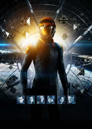 Ender's Game 3587x5000