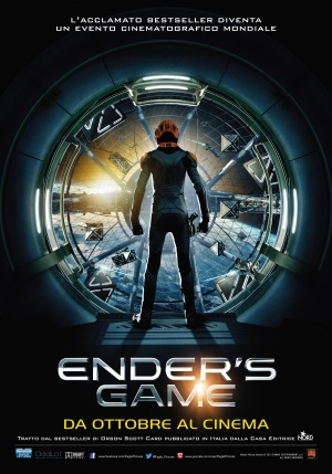 Ender's Game 2362x3374