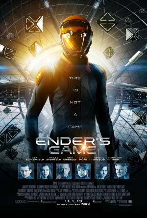 Ender's Game 1600x2370