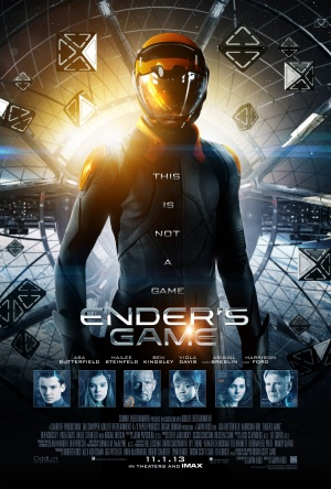 Ender's Game 3375x5000