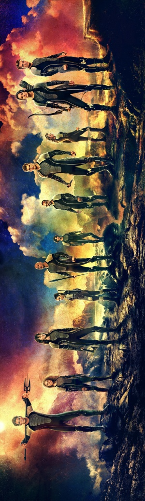 The Hunger Games: Catching Fire 1454x5000