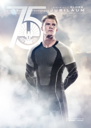The Hunger Games: Catching Fire 3498x4961