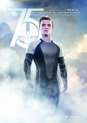 The Hunger Games: Catching Fire 1123x1595