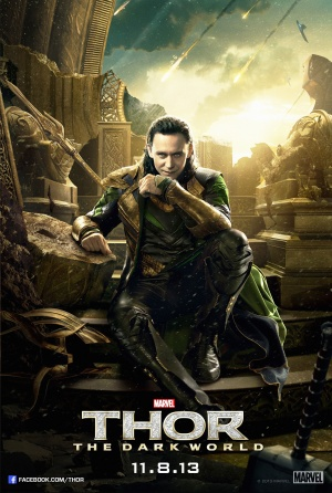 Thor: The Dark World 3030x4500