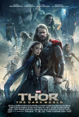Thor: The Dark World 1687x2499