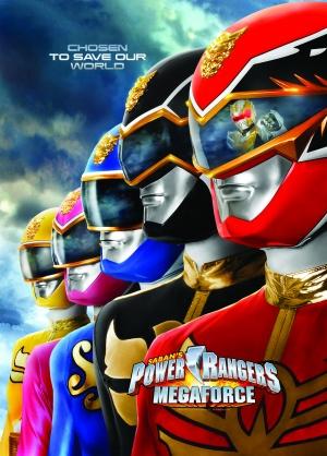 Power Rangers Megaforce 3000x4182
