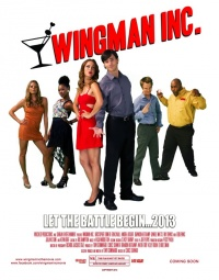 Wingman Inc. poster