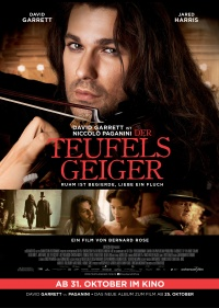 The Devil's Violinist poster