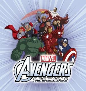 Avengers Assemble 2852x3000