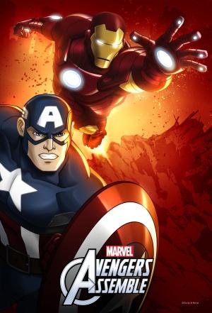 Avengers Assemble 2040x3000