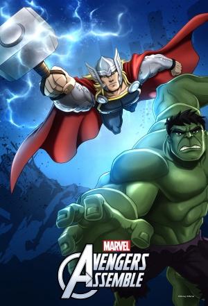 Avengers Assemble 2039x3000