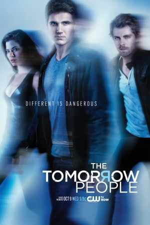 The Tomorrow People 2000x3000