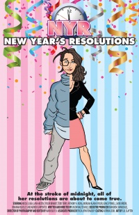 New Year's Resolutions poster