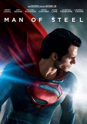 Man of Steel 1448x2048