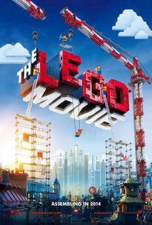 The Lego Movie 3385x5000