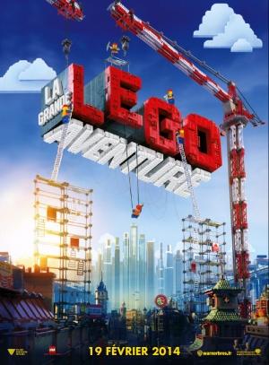 The Lego Movie 735x996