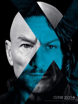X-Men: Days of Future Past 3746x5000