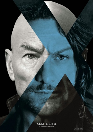 X-Men: Days of Future Past 2480x3508