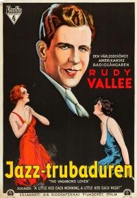 The Vagabond Lover poster
