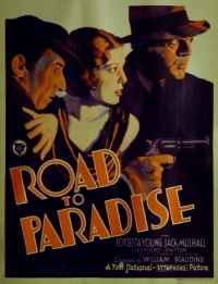 Road to Paradise poster