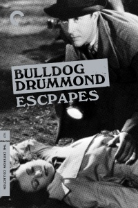 Bulldog Drummond Escapes poster