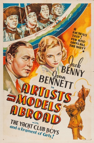Artists and Models Abroad 1948x2968