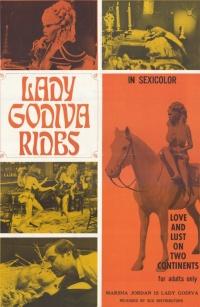 Lady Godiva Rides poster