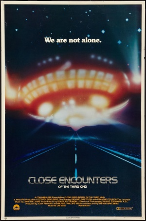 Close Encounters of the Third Kind 1990x3000