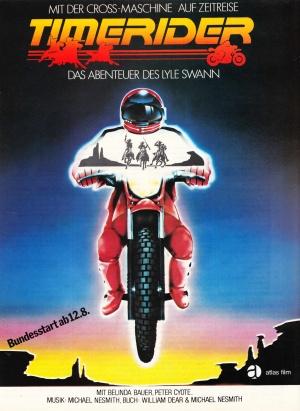 Timerider: The Adventure of Lyle Swann 2410x3298