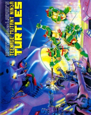 Teenage Mutant Ninja Turtles 949x1200