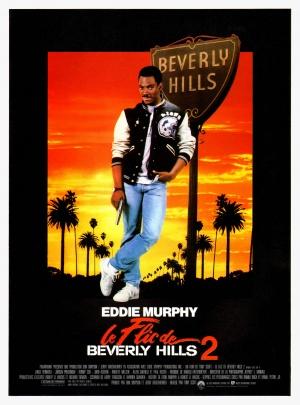 Beverly Hills Cop II 2552x3443