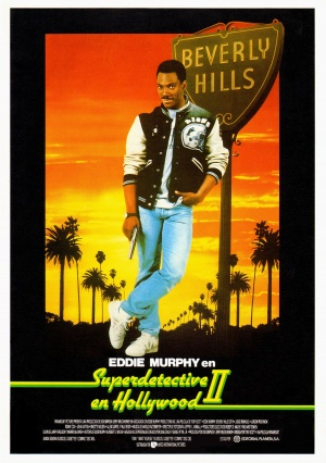 Beverly Hills Cop II 2500x3553