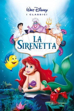 The Little Mermaid 1400x2100