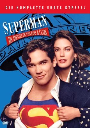 Lois & Clark: The New Adventures of Superman 1534x2175