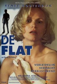 De Flat poster